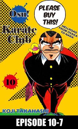 Osu! Karate Club, Episode 10-7-電子書籍