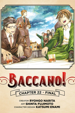 Baccano!, Chapter 22-電子書籍