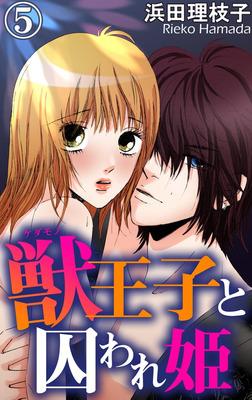 獣王子と囚われ姫 5-電子書籍