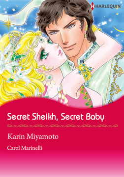 Secret Sheikh, Secret Baby-電子書籍