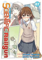 A Certain Scientific Railgun Vol. 7