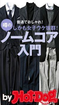 バイホットドッグプレス 噂のノームコア入門  2014年 11/21号