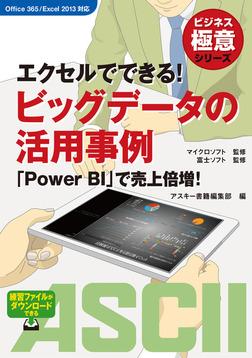 ビジネス極意シリーズ エクセルでできる! ビッグデータの活用事例 「Power BI」で売上倍増!-電子書籍