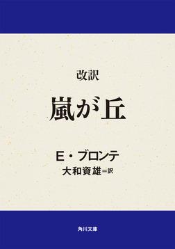 改訳 嵐が丘-電子書籍