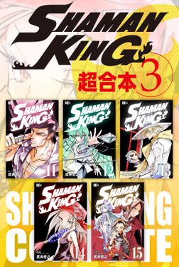 SHAMAN KING 超合本版(3)-電子書籍