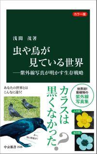 カラー版 虫や鳥が見ている世界―紫外線写真が明かす生存戦略(中公新書)