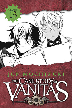 The Case Study of Vanitas, Chapter 13-電子書籍