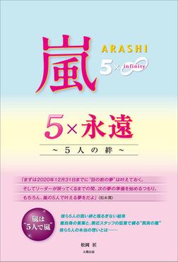 嵐 5×永遠 ~5人の絆~-電子書籍