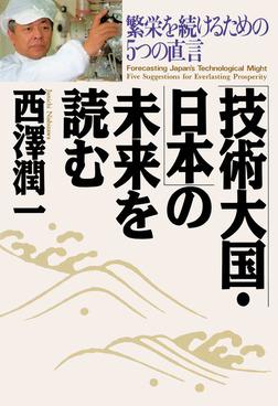 「技術大国・日本」の未来を読む 繁栄を続けるための5つの直言-電子書籍