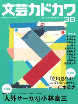 文芸カドカワ 2018年2月号-電子書籍