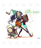 『小説屋sari-sari 2012年9月号』購入特典本棚デザイン