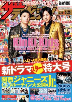 ザテレビジョン 首都圏関東版 2020年6/26号-電子書籍