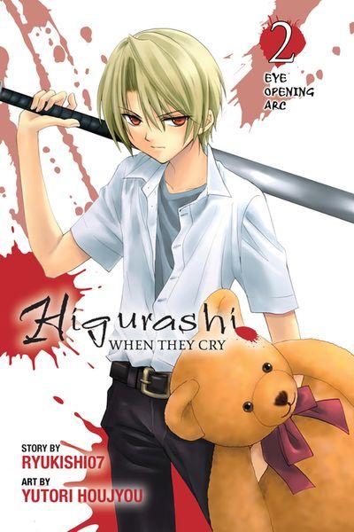 Higurashi When They Cry: Eye Opening Arc, Vol. 2