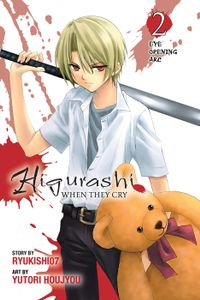 Higurashi When They Cry: Eye Opening Arc, Vol. 2