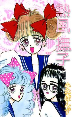 熱風撫子-電子書籍