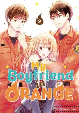 My Boyfriend in Orange Volume 9