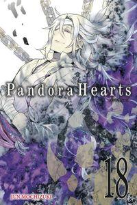 PandoraHearts, Vol. 18