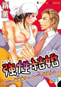 強性結婚~ガテン肉食男子×インテリ草食女子~11-電子書籍