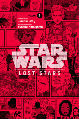 Star Wars Lost Stars, Vol. 1