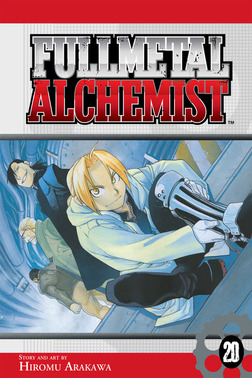 Fullmetal Alchemist, Vol. 20-電子書籍