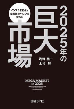 2025年の巨大市場 インフラ老朽化が全産業のチャンスに変わる-電子書籍