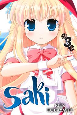 Saki, Vol. 3-電子書籍