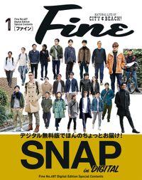 Fine SNAP in Digital! 2018winter