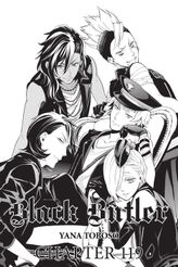 Black Butler, Chapter 119