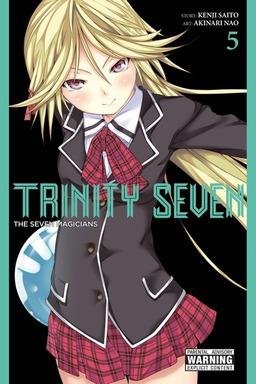 Trinity Seven, Vol. 5