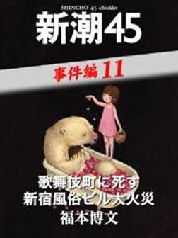 歌舞伎町に死す 新宿風俗ビル大火災―新潮45 eBooklet 事件編11-電子書籍