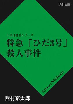 特急ひだ3号殺人事件-電子書籍