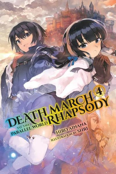 Death March to the Parallel World Rhapsody, Vol. 4