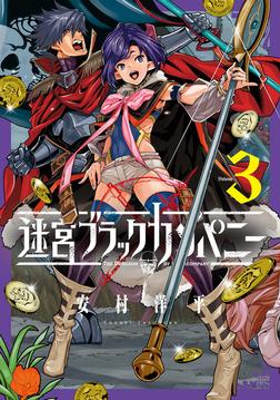 迷宮ブラックカンパニー 3巻-電子書籍