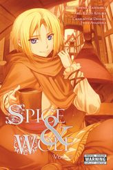 Spice and Wolf, Vol. 9
