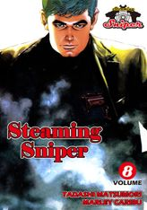 STEAMING SNIPER, Volume 8