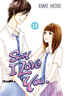 Say I Love You. 13-電子書籍