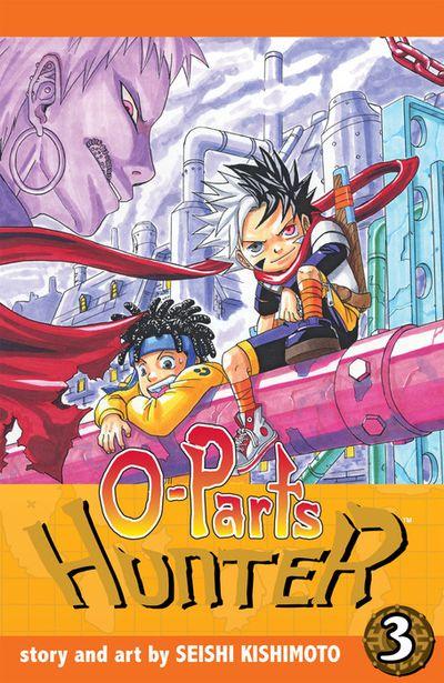 O-Parts Hunter, Vol. 3