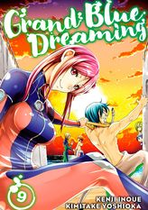 Grand Blue Dreaming Volume 9