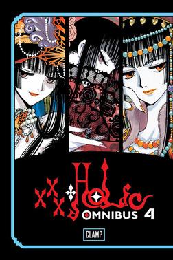 xxxHOLiC Omnibus 4-電子書籍