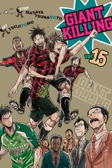 Giant Killing Volume 15