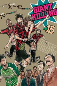 Giant Killing Volume 15