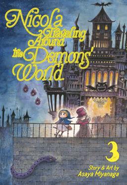 Nicola Traveling Around the Demons' World Vol. 3