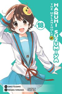 The Melancholy of Haruhi Suzumiya, Vol. 18