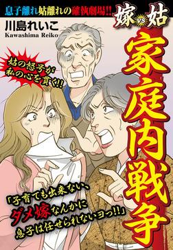 家庭内戦争 嫁vs姑-電子書籍