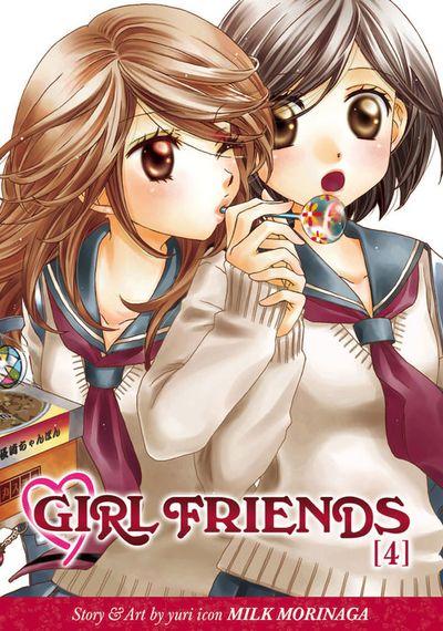 Girl Friends Vol. 4