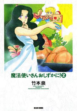 魔法使いさんおしずかに! 2-電子書籍