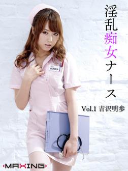 淫乱痴女ナース Vol.1 吉沢明歩-電子書籍