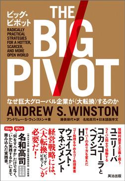 ビッグ・ピボット ― なぜ巨大グローバル企業が〈大転換〉するのか-電子書籍