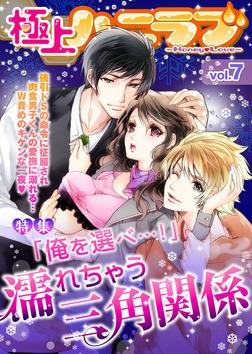 極上ハニラブ vol.7【濡れちゃう三角関係】-電子書籍
