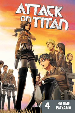 Attack on Titan 4-電子書籍